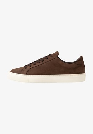 TYPE - Sneakers basse - dark brown