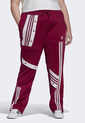 Pantalon de survêtement - burgundy