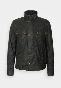 GANGSTER JACKET - Summer jacket - black