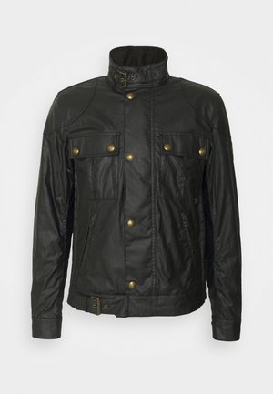 GANGSTER JACKET - Summer jacket - black