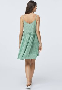 OYSHO - Day dress - green - 1