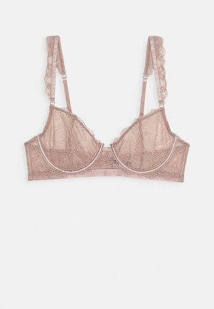 MEMORY LANE BRA - Underwired bra - mauve