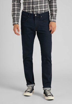 DAREN ZIP FLY - Straight leg jeans - clean buford