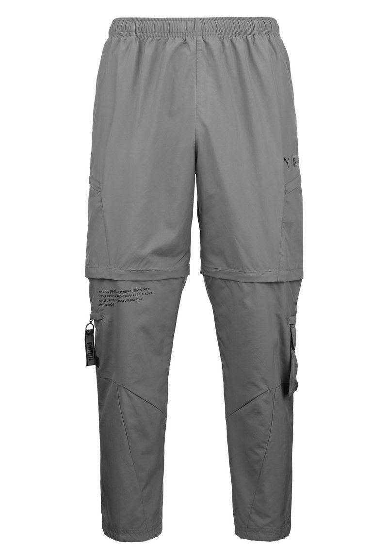 Puma - FIRST MILE 2IN1 PANT - Tracksuit bottoms - castle rock