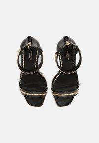 River Island Wide Fit - Sandals - black - 4