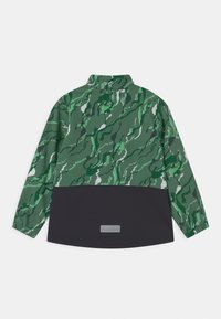 Hummel - CHUVA UNISEX - Soft shell jacket - green - 2