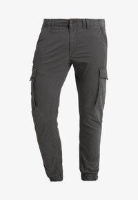 Jack & Jones - JJIPAUL JJFLAKE  - Pantalon cargo - asphalt - 4