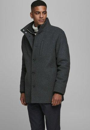 Manteau court - dark grey melange