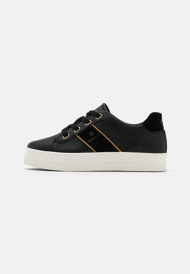 AVONA - Zapatillas - black