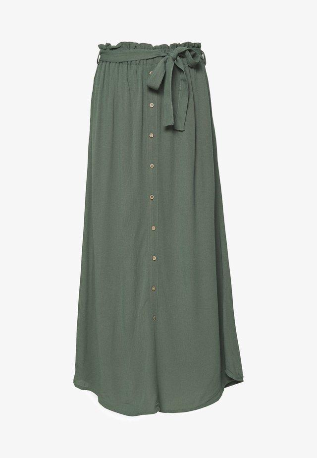 VMNAOMI - A-line skirt - laurel wreath