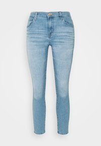 J Brand - MID RISE CROP - Jeans Skinny Fit - domina - 5