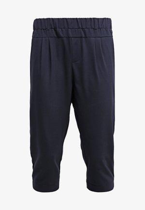 JILLIAN CAPRI PANTS - Shortsit - midnight marine
