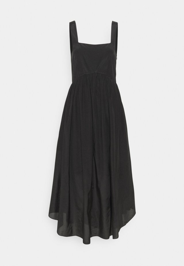 BARBARA - Robe d'été - black