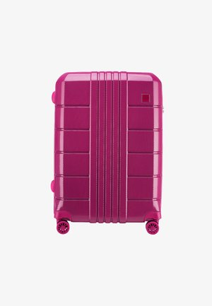 TRAIL STYLE  - Wheeled suitcase - pink