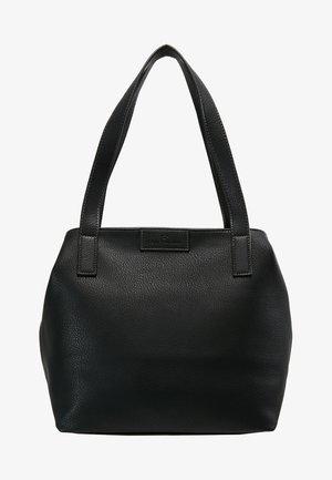 MIRI ZIP  - Shopper - schwarz