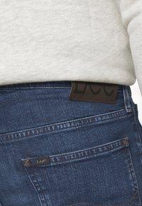 Lee - DAREN ZIP FLY - Jeans straight leg - mid foam - 4