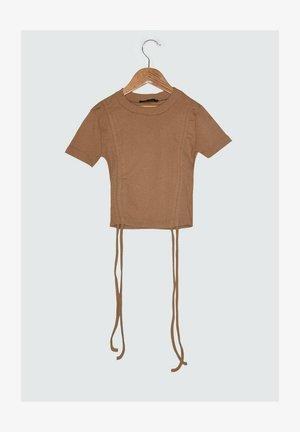 PARENT - Print T-shirt - brown