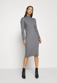 EDITED - HADA DRESS - Shift dress - grey - 0