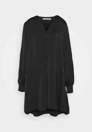 JETTA SHORT DRESS - Day dress - black