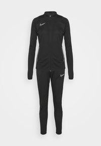 Nike Performance - SUIT - Chándal - black/white - 0