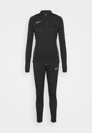 SUIT - Trainingspak - black/white