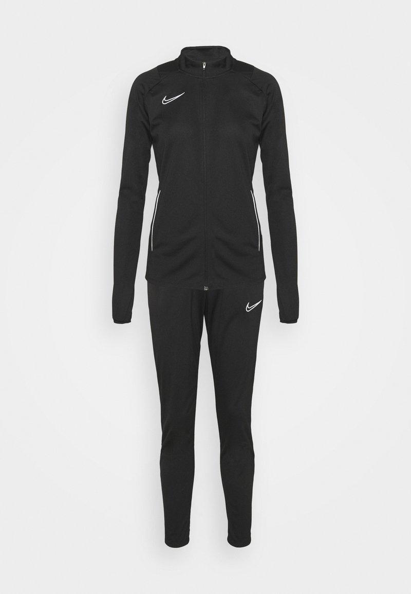 Nike Performance - SUIT - Tracksuit - black/white