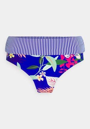 REEF FOLDOVER BRIEF - Bikini bottoms - multi