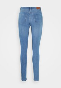 ONLY - ONLGLOBAL MID BOX - Jeans Skinny Fit - light blue denim - 6