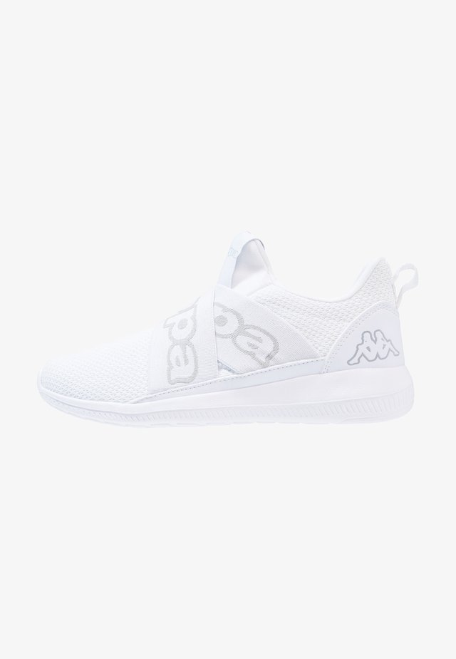 FASTER II - Trainings-/Fitnessschuh - white/light grey
