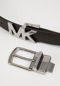 Michael Kors - BELT BOX SET - Pásek - black/mocha - 5
