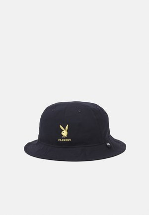 PLAYBOY MINI SIX PANEL BUCKET UNISEX - Chapeau - navy