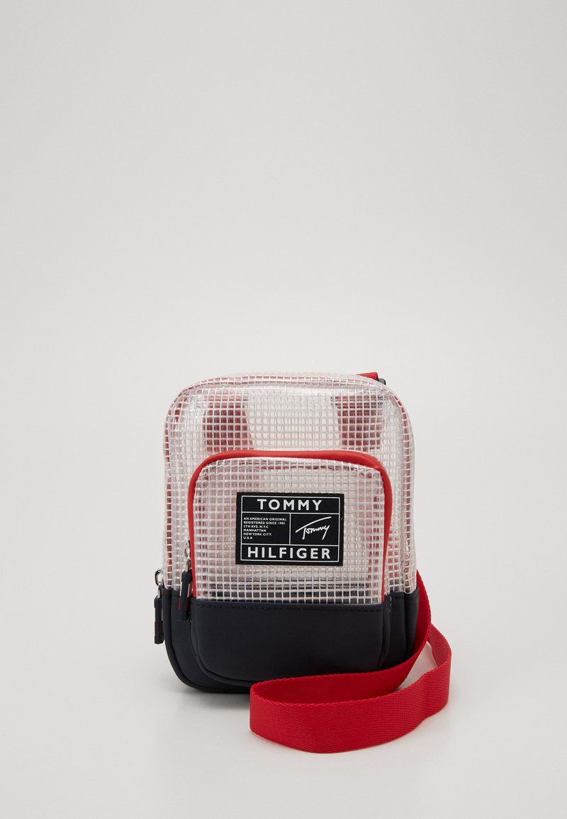 Tommy Hilfiger - YOUTH REPORTER - Borsa a tracolla - blue