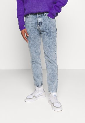 90S WASH DAD - Slim fit jeans - blue
