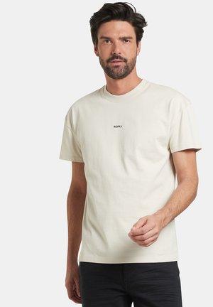 TARE - T-shirt print - brown