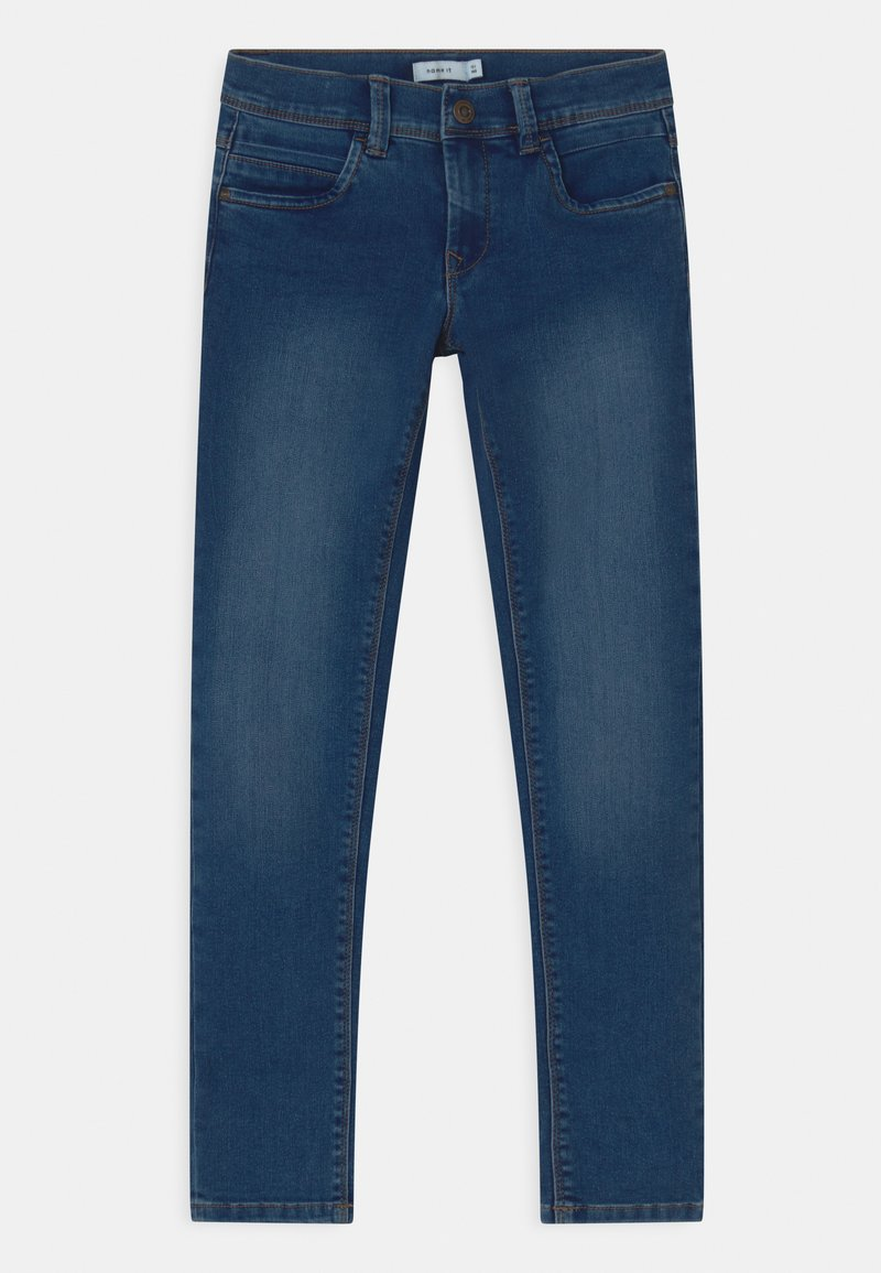 Name it - NKMSILAS - Slim fit jeans - medium blue denim