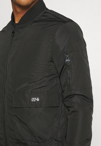 274 - BASEBALL JACKET - Bomber Jacket - black - 5