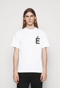 Études - PATCH UNISEX - T-shirt con stampa - white - 0