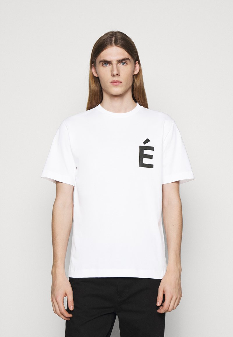 Études - PATCH UNISEX - T-shirt con stampa - white