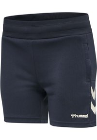 Hummel - Sports shorts - blue nights - 5