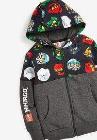 Next - Zip-up hoodie - grey - 2