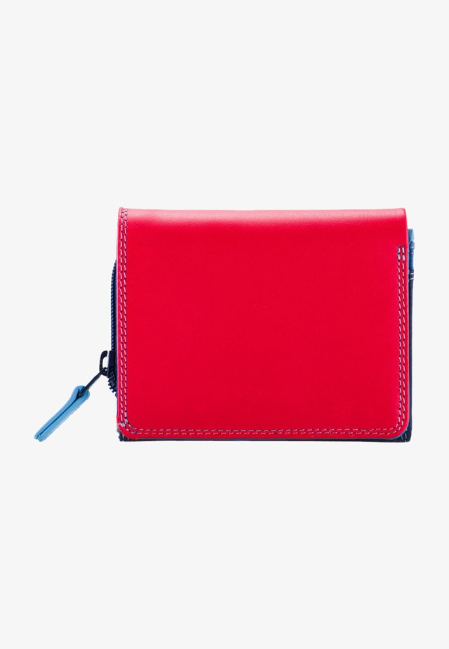 FLAP - Wallet - dark red