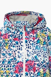 Roxy - MINI JETTY - Snowboard jacket - bright white leopold - 4