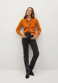 Mango - TELLON - Polo shirt - oranje - 1
