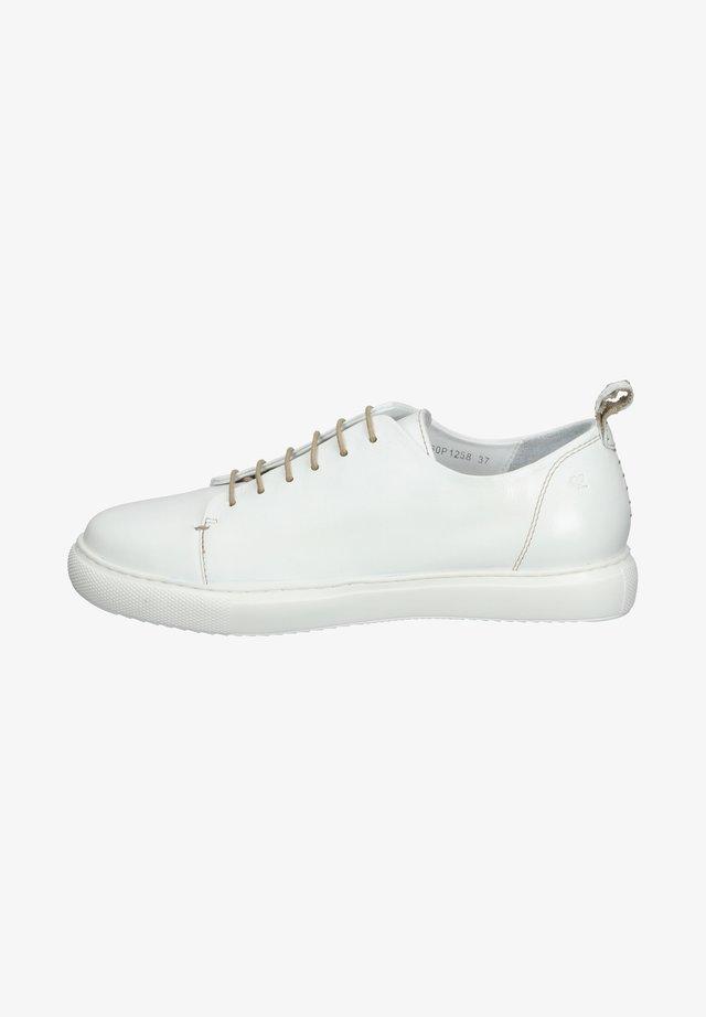 Sneakersy niskie - positano white