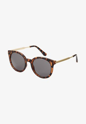 Sonnenbrille - brown/black