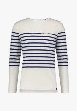 Long sleeved top - blau (51)