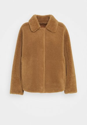 HELEN REVERSIBLE - Light jacket - cognac