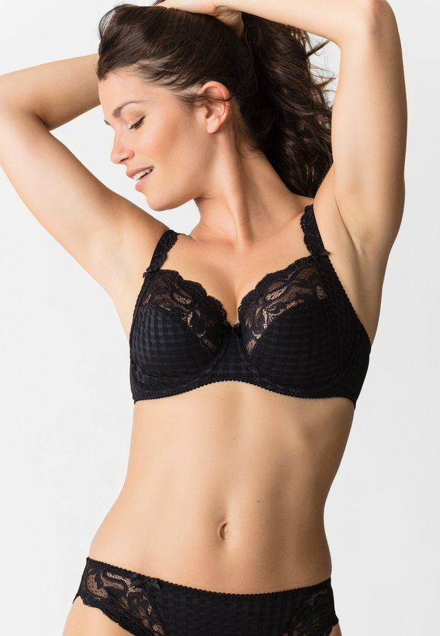 MADISON - Underwired bra - schwarz