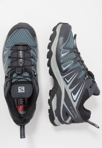 Salomon - X ULTRA 3  - Hikingsko - stormy weather/ebony/cashmere blue - 1