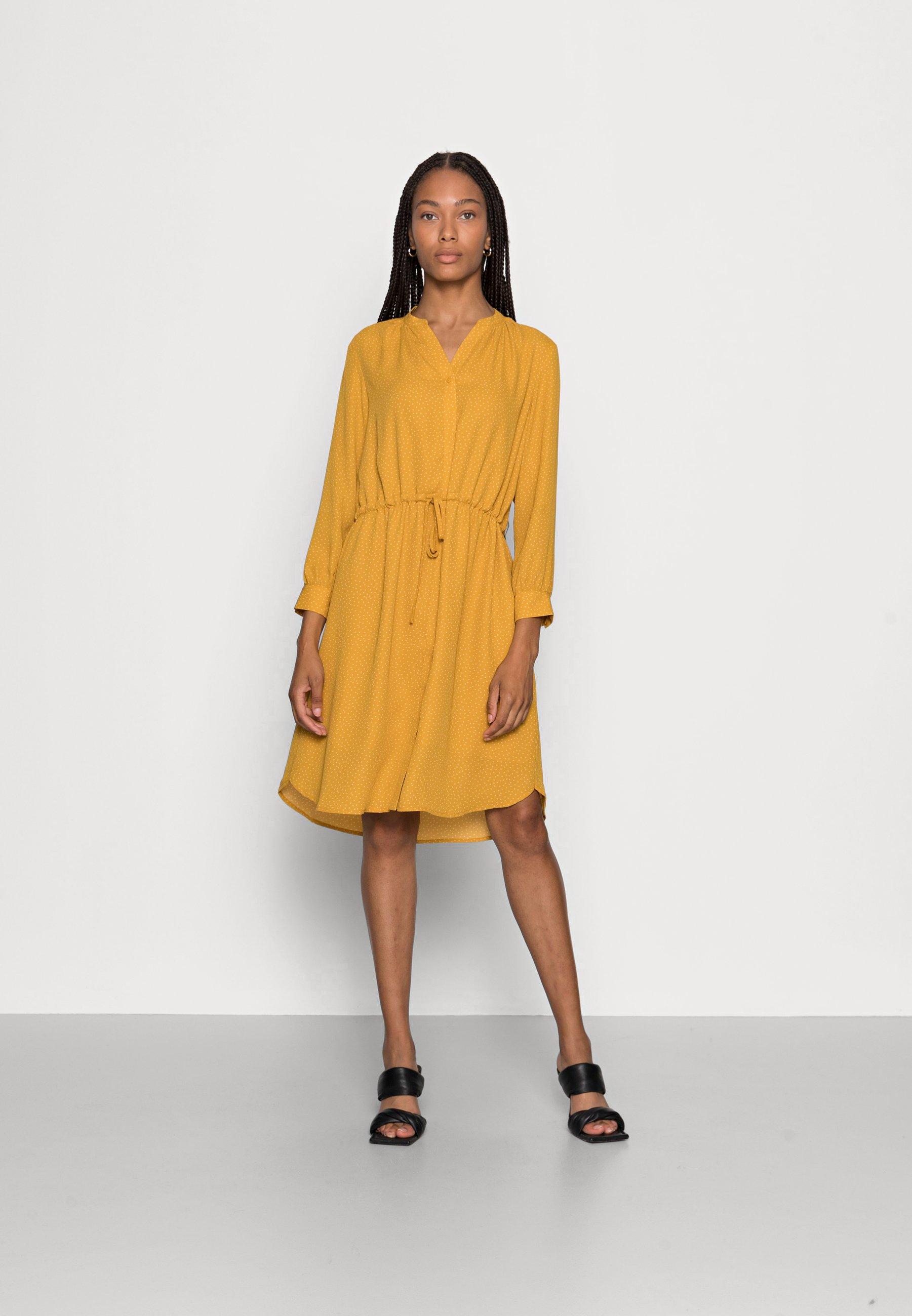 Mujer SLFDAMINA  DRESS  - Vestido camisero